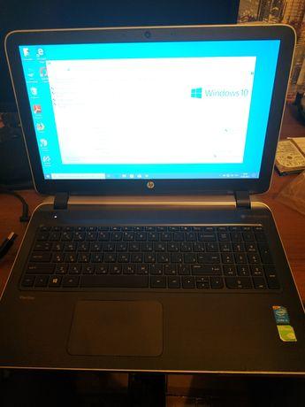 """Ноутбук HP pavilion i5 / ОЗУ 8гб / SSD 240gb / video 840m / 15,6"""""""
