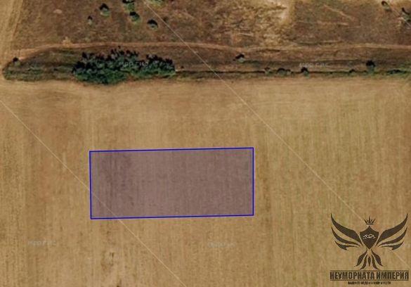 Продавам земеделска земя 4348кв.м. до летище Пловдив местност Кацаря