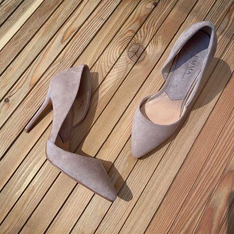 Туфли новые. Турция. Натуралки
