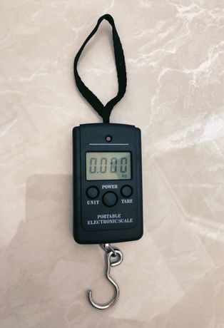 Весы ручные электронные