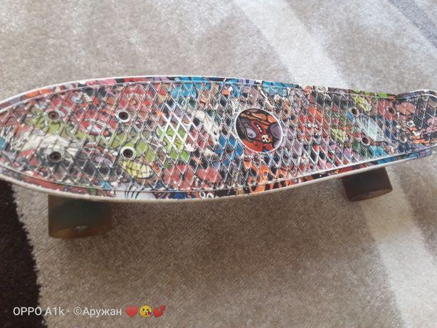 Пенни борд, скейтборд