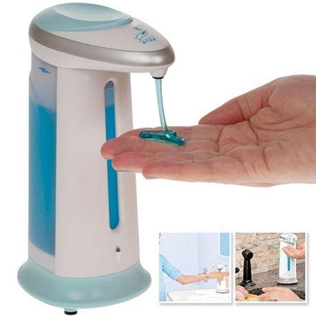 Автоматичен диспенсър/ дозатор за дезинфектант за ръце - НАЛИЧЕН