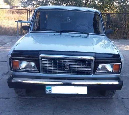 Продам автомобиль ВАЗ 2107