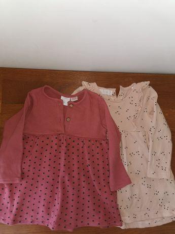 Set 2 rochițe Zara 98