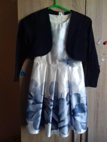Продавам децка рокля ContRast 128/ болеро / Contrast/134