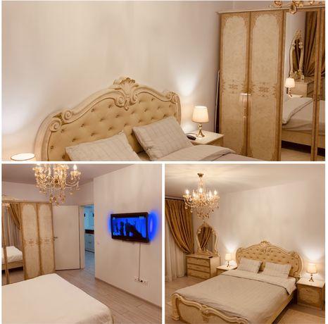 Cazare regim hotelier apartament nou de lux/ CORESI