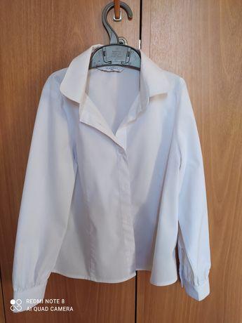 Школьные рубашка и водолазка