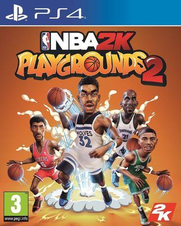 NBA Playgrounds 2 / PS4  , Ps5 / Игра / Нова / Playstation5 съвместима