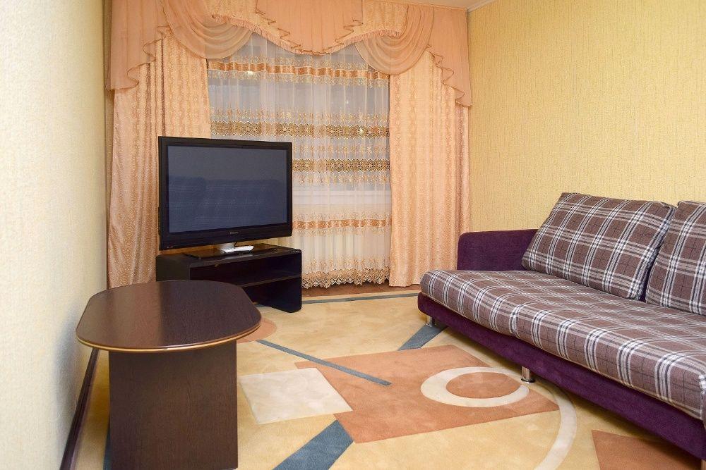 2х комнатная квартира посуточно Степногорск - изображение 1