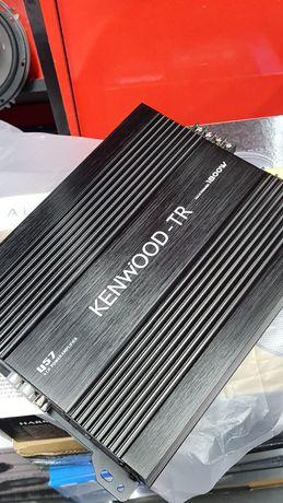 Усилитель Kenwood 1800w 4х канальный. Усилок. Моноблок. Калонки