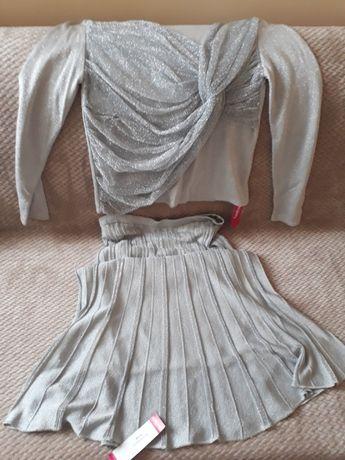 Costum argintiu deosebit