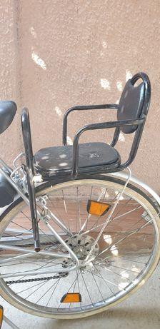 Сиденье детское велокресло велосипедное