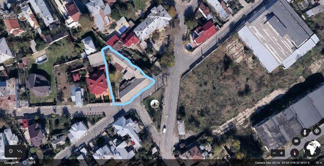De vanzare Imobil Central in oras Giurgiu – 1056 mp teren + constr.
