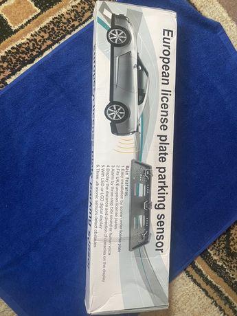 Senzori parcare / suport placuta inmatriculare