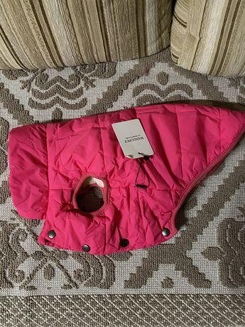 Куртка для собаки 8-12 кг