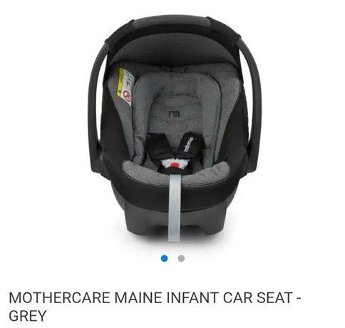 Scaun auto Mothercare maine cu isofix
