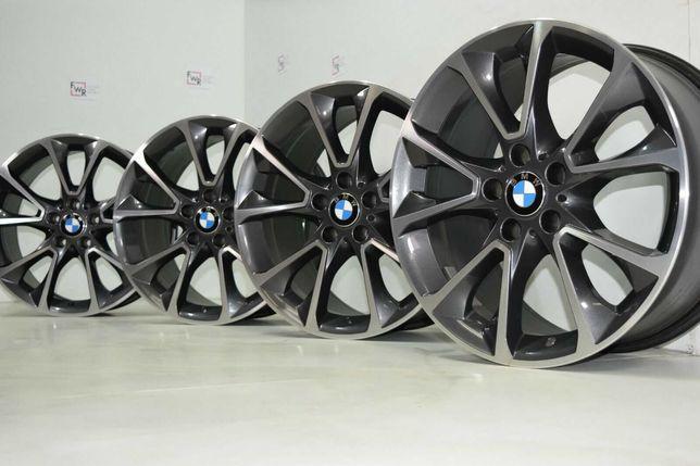 Комплект оригинальных дисков BMW STAR-SPOKE 449