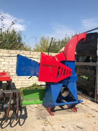 Измельчитель веток навесной (веткодробилка) R-12/ R-13 Demarol Польша