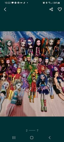 Modele papusi rare monster high