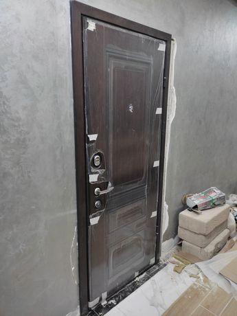Двери железные Входной дверь
