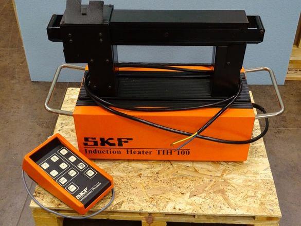 Индукционен нагревател за лагери SKF TIH-100