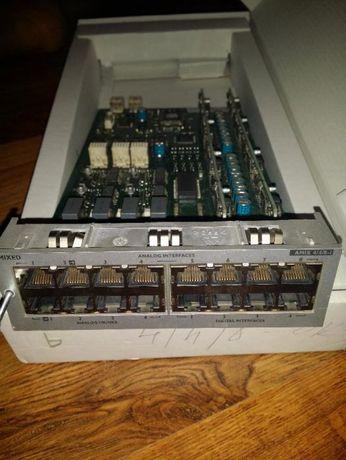 Cartela AMIX 4/4/8 pentru centrala Alcatel OmniPCX Office/Enterprise