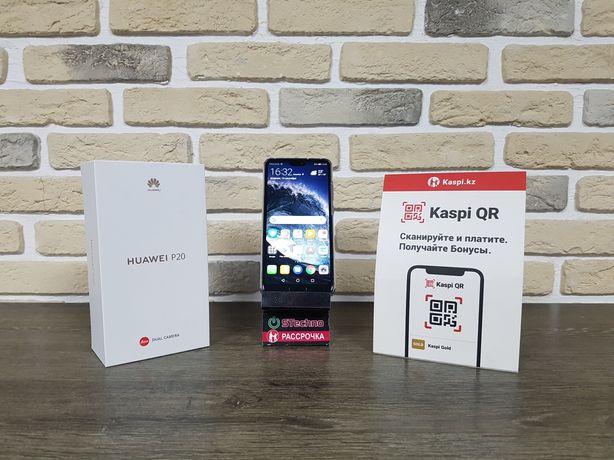 Телефон Huawei P20 4/128 новый Рассрочка KASPI RED!Гарантия!