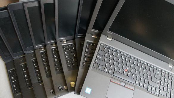 ЛАПТОПИ ВТОРА УПОТРЕБА- професионални и бизнес лаптопи с гаранция