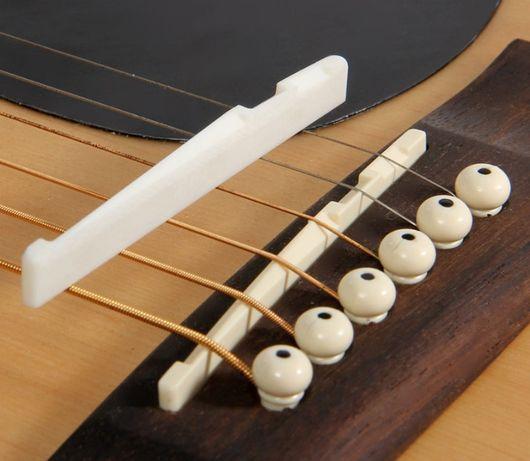 Graph Tech Acoustic Bridge Saddle calus chitara acustica goldo ibanez