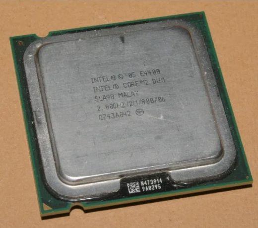 Procesor Intel® Core™2 Duo Processor E4400 soket 775 + pasta termica