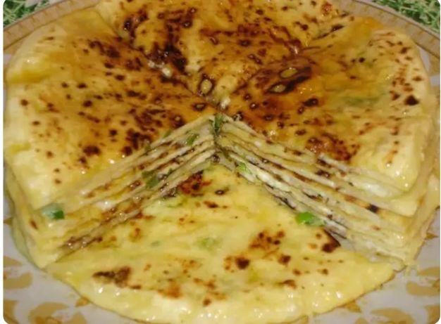Чепалгаш (чеченские лепёшки) повар на банкеты