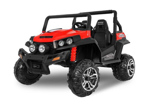UTV electric pentru 2 copii Kinderauto Golf-Kart 210W 24V PREMIUM #Ros