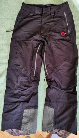 Pantaloni tehnici Mammut goretex L bărbați, munte, trekking