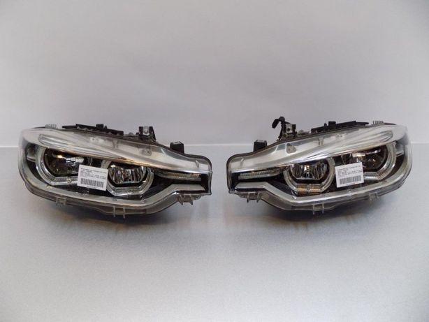BMW 3 F30 F31 LCI LIFT FULL LED far xenon led modul tms racitor