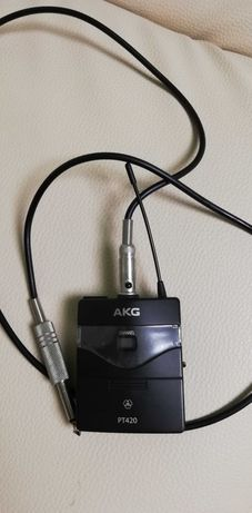 Sistem wireless AKG