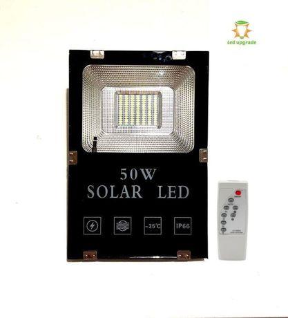 Proiector solar 50W Exterior