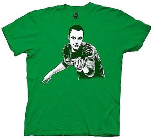 Тениска Big Bang Theory Шелдън