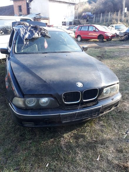 BMW 2.5TDS на Части