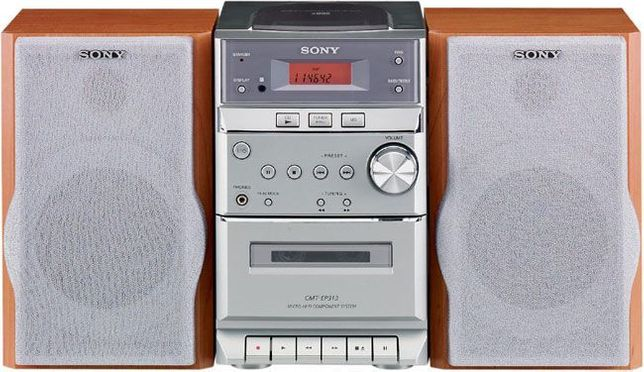 sistem audio SONY