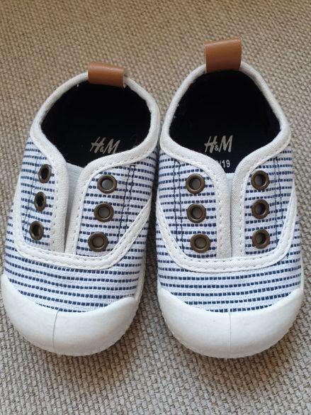Бебешки детски обувки h&m