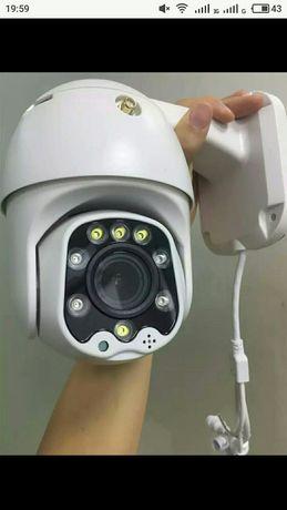Продавам WIFI PTZ Full HD камера ip onvif 5 кратен зуум обектив