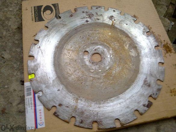 Диамантени дискове за рязане на бетон