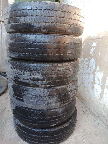 Продам шины на Газель 195/75 r16 за 30.000 комплект