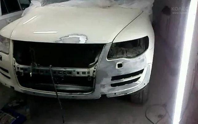 ремонт кузова любой сложности