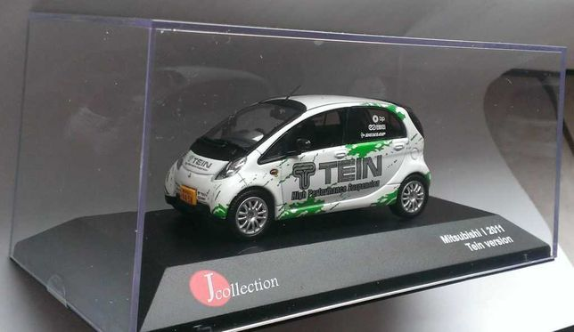 Macheta Mitsubishi I-Miev Tein Electric 2011- J-Collection 1/43