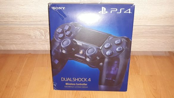 PS4-Controller-500 Million-Limited Edition