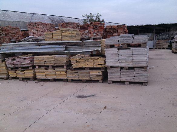Фирма БГЛ България ЕООД разпродава строителни материали.