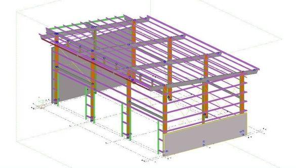 Проектиране, изработка, монтаж на конструкции за автомивки, паркинги,