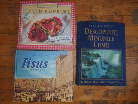 Readers Digest Iisus si epoca sa O masa într-o farfurie Minunile lumii