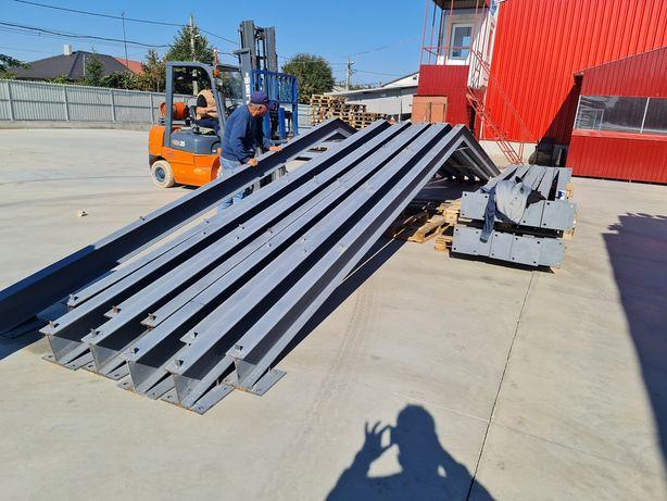 Structura hala metalica 10m X 40m x 4m